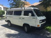 1990 Volkswagen BusVanagon Syncro Wesfalia