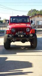 2004 Jeep Wrangler 19800 miles